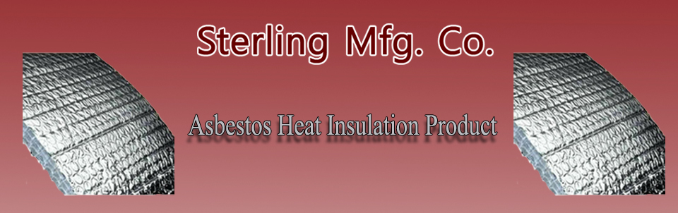 Asbestos Heat Insulation Product Suppliers