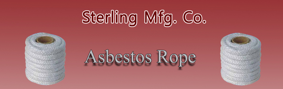 Asbestos Rope Suppliers