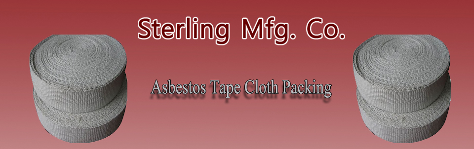 Asbestos Tape Cloth  Packing Suppliers