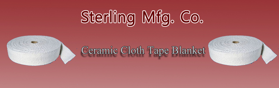 Ceramic Cloth Tape Blanket Suppliers