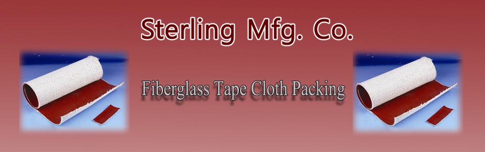 Fiberglass Tape Cloth Packing Suppliers
