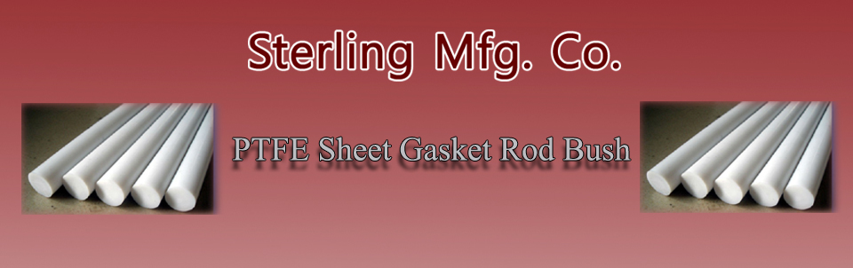 PTFE Sheet Gasket Rod Bush Suppliers