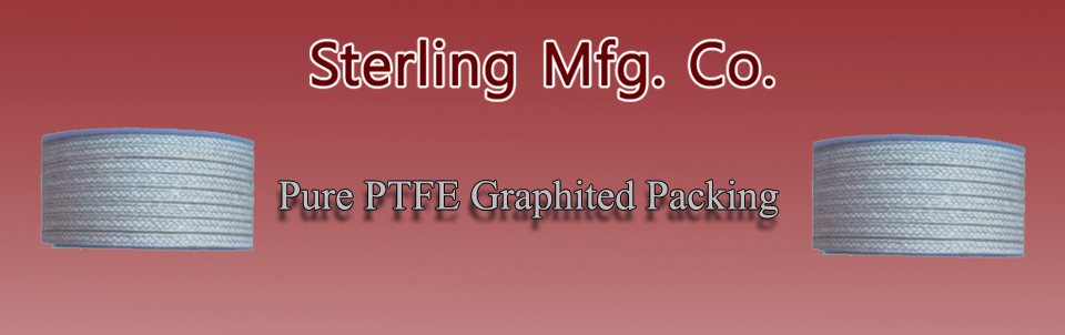 Pure PTFE Graphited Packing Suppliers